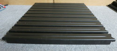 10 x  APC 874-0018B 1U Black Plastic Rack Server Cabinet Blanking Plate Panel